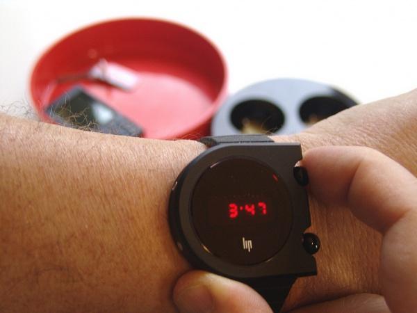 Модные наручные часы Радуга