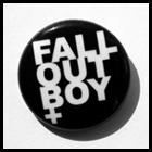 Значки Fall Out Boy