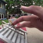Видео фингерборд трюков от Tech Deck